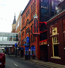 Greektown Street View